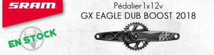 Sram GX Eagle DUB Boost 2018