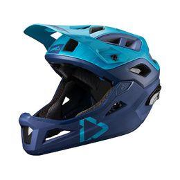 Casque dbx 3.0 enduro bleu - taille m (55-59 cm)