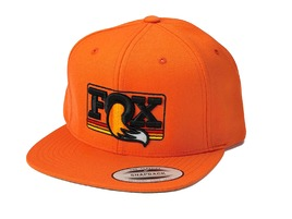 Fox Racing Shox Casquette Heritage Orange