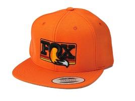 Fox Racing Shox Casquette Heritage Orange