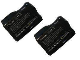 Racer Batteries rechargables pour gants E-Glove (x2) 2017