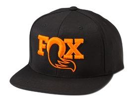 Fox Racing Shox Casquette Heritage Snapback 2.0 Noir 2017