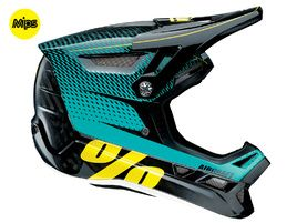 100% Casque Aircraft MIPS R-Core Teal 2017
