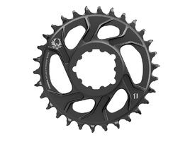 Sram Plateau X-Sync 2 Eagle Direct Mount 12 vitesses 6 mm Noir