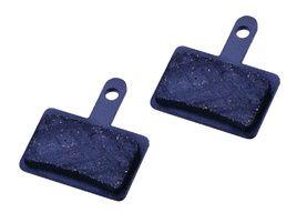 Ashima Plaquettes de freins pour Shimano M515 / M525 / M575 / M415 / M465 / M475 - Semi métallique
