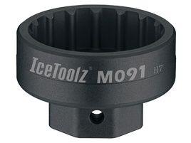 Clé démonte boitier professionnel pour Hollowtech 2, Campa, Truvativ M091