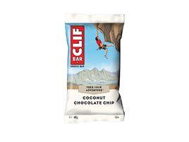 Clif Bar Barre énergétique goût coco et chocolat
