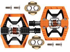 Crank Brothers Pédales Double Shot 2 Orange 2020