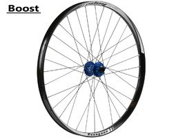 Hope Roue avant Tech 35W Pro 4 27,5'' Boost Bleu 2019
