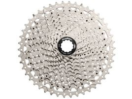 Sunrace Cassette MS8 11 vitesses Argent (11-42 dents) 2019