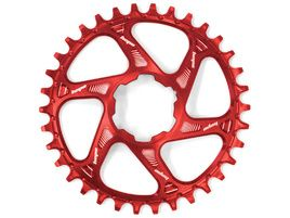 Hope Plateau Retainer Ring Direct Mount - Rouge 2020