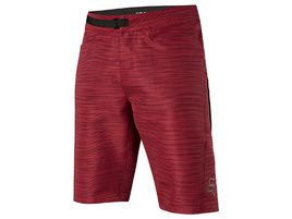 Fox Short Ranger Cargo Heather Rouge (avec chamois)