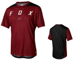 Fox Maillot Indicator Mash manches courtes – Rouge 2018