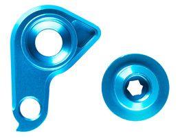 Yeti cycles Patte de dérailleur 12x148 mm (Boost) pour SB6 / SB5 / SB5.5 / SB4.5 / SB5+ - Turquoise