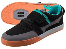 Afton Chaussures Vectal Black / Turquoise