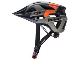 Kenny Casque K2 Kaki / Orange 2019