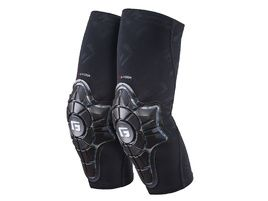 G-Form Coudières Pro X Elbow Pads Noir / Bleu