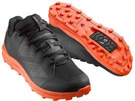 Mavic Chaussures XA Noir/Orange 2019