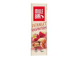 Mulebar Barre énergétique Cacahuète, Framboise