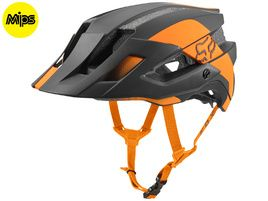 Fox Casque Flux MIPS Conduit Atomic Orange 2019