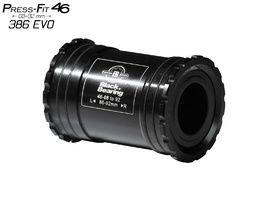 Black Bearing Boitier de pédalier PF46 68/92 B5 pour axe 24 mm et GXP (22/24 mm)