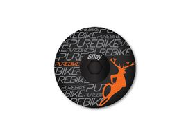 Slicy Top Cap Logo - Orange