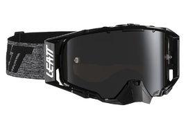Leatt Masque Velocity 6.5 Iriz - Noir/Gris - Ecran platinium 2021
