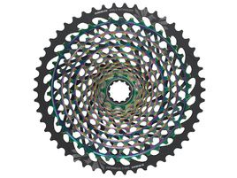 Sram Cassette XX1 Eagle XG-1299 12 vitesses Rainbow - 10-50 dents 2021