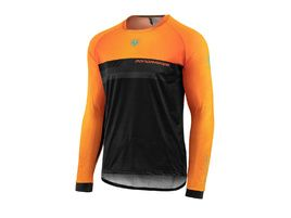 Mondraker Maillot Trail Sherpa Manches Longues Orange 2020