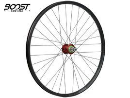 Hope Roue arrière Fortus 26 Rouge 29'' Boost 148 mm 2019