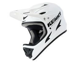 Kenny Casque Down Hill Blanc 2021