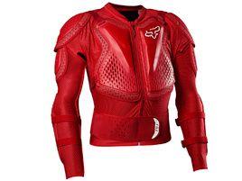 Fox Protection dorsale Titan Sport Rouge 2020