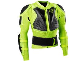 Fox Protection dorsale Titan Sport Jaune 2020