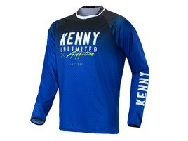 Kenny Maillot Factory Bleu 2020