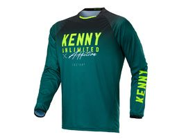 Kenny Maillot Factory Vert 2020