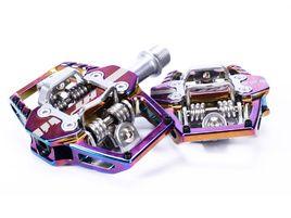 HT Components Pédales Auto T1 Oil Slick 2020