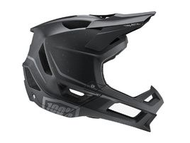 100% Casque Trajecta Essential Noir 2020