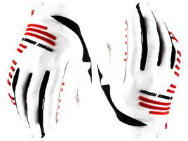 100% Gants R-Core White 2020