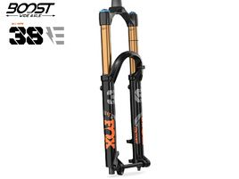 "Fox Racing Shox Fourche 38 Float E-Bike 29"" Factory Grip 2 Noir Boost 2021"