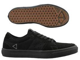 Leatt Chaussures 1.0 Flat Noir 2021