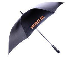 Fox Racing Shox Parapluie Noir et Orange