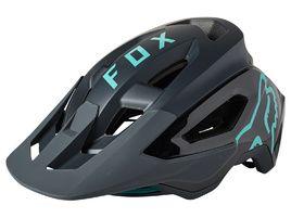 Fox Casque Speedframe Pro Noir et Teal 2021