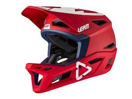 Leatt Casque MTB 4.0 Rouge Chili 2021