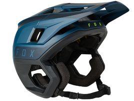 Fox Casque Dropframe Pro Bleu 2021