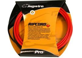 Jagwire Kit cables et gaines de frein Ripcord Rouge 2017