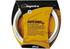 Jagwire Kit cables et gaines de frein Ripcord Blanc 2017