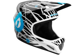 661 Sixsixone Casque Evolution Wired Noir/Bleu 2013