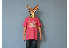 Pure Gear T-shirt Jungle Family Rose
