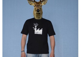 Pure Gear T-shirt Natural Factory Noir