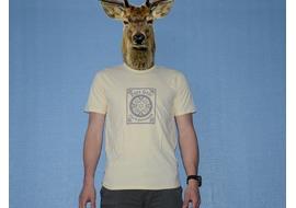 Pure Gear T-shirt Viva la Purevolution Crème